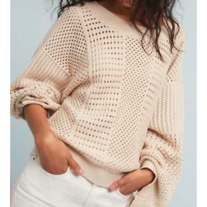 Anthropologie ♥️ MOTH Reese pullover, almost new
